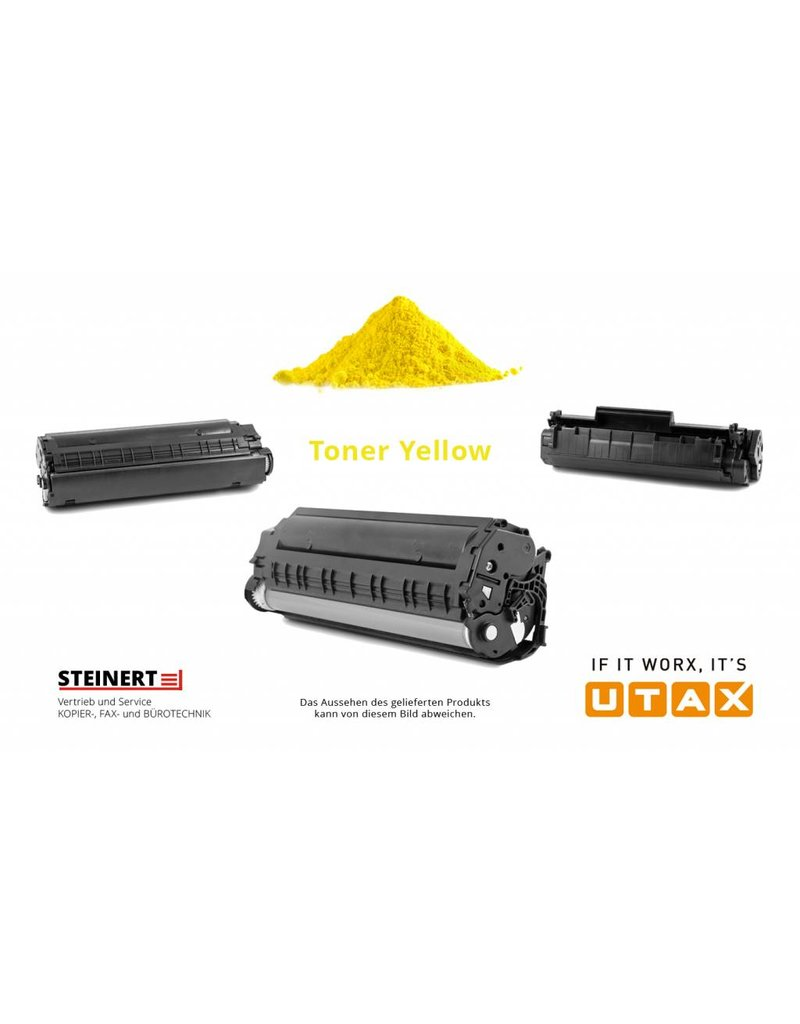 UTAX Toner Yellow für UTAX 4006ci / 4007ci