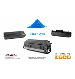 UTAX CK-8512C Toner Cyan für UTAX 3206ci/ 3207ci