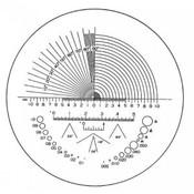 Eschenbach Precisie-meetschaalverdeling