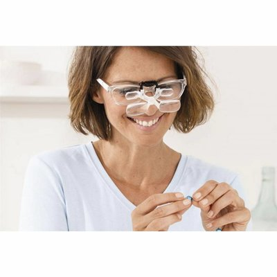 Vergrotingsbril Max Detail Clip-on