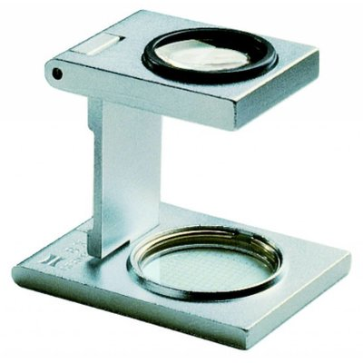 Eschenbach Precisie meet-dradenteller van metaal