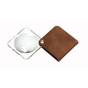 vierkante Pocket inklaploepen (3.5x)
