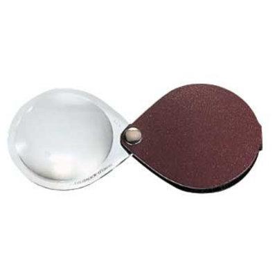 Mini pocket loepen (6x)
