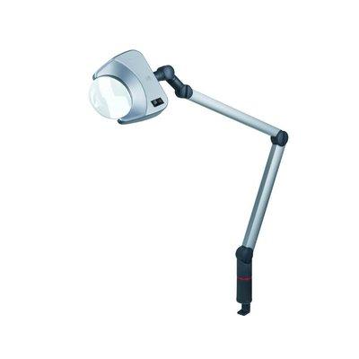 Schweizer Loeplamp Tech-Line LED met tafelklem