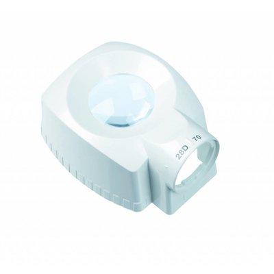 Schweizer ÖKOLUX plus - verwisselbare lenskop