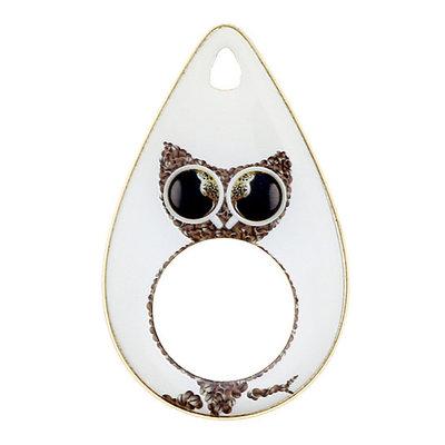 VisioMio Large Owl loepketting