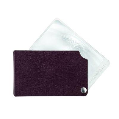 VisoPOCKET creditcard loep