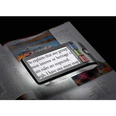 Eschenbach digitaal vergrootglas Smartlux Digital (1,7 tot 12x)