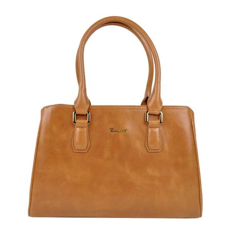 Renzo Costa RC 1610  - handbag  - brandy