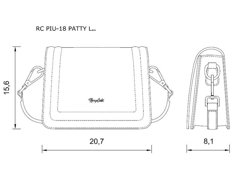 Renzo Costa RC PIU-18 PATTY - crossbody bag - camel