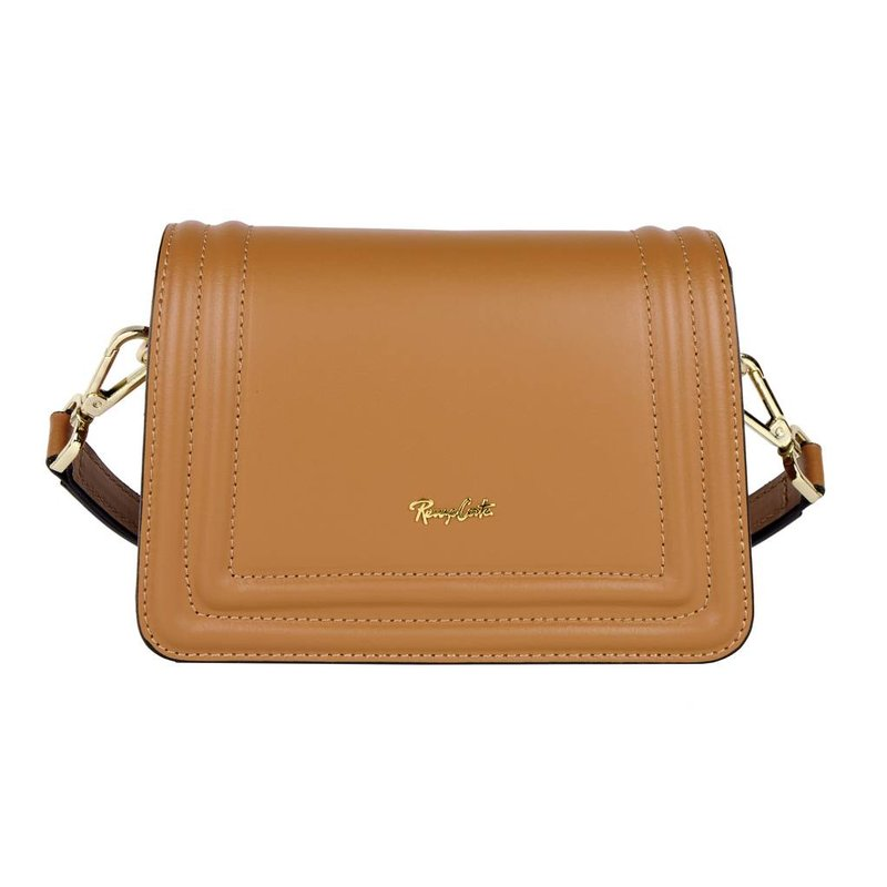Renzo Costa RC PIU-18 PATTY - crossbody bag - camel