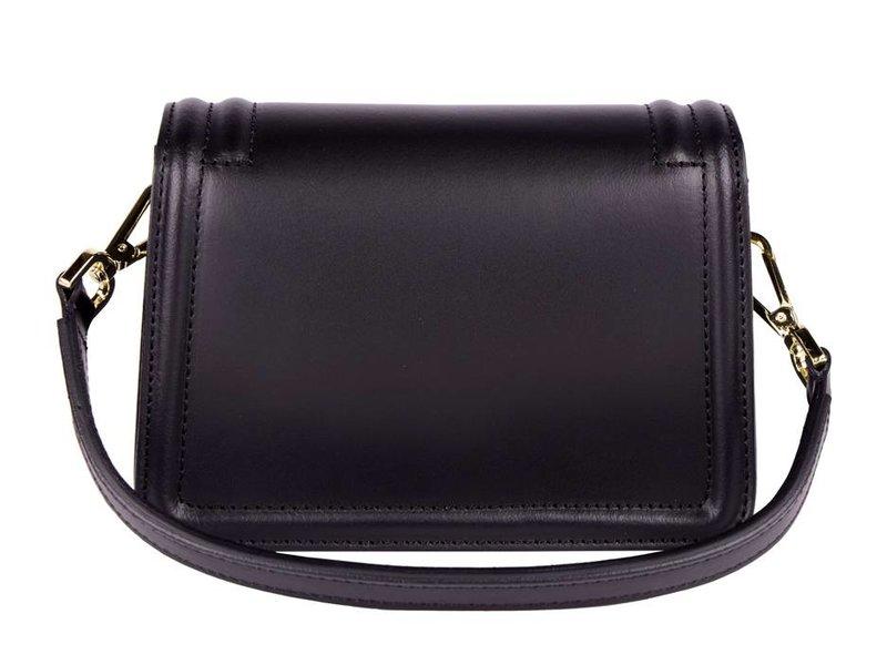Renzo Costa RC PIU-18 PATTY - crossbody bag - black