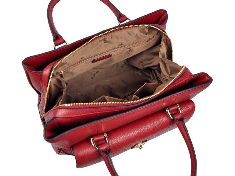 Renzo Costa RC KT-16 1526-002 - handbag - warm red