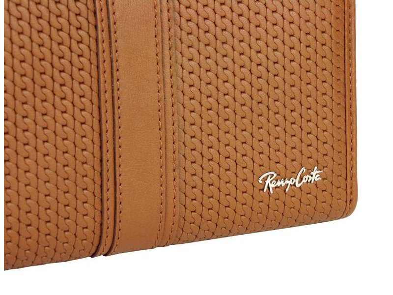 Renzo Costa WP ETR-18 2448106 - portemonnee - bruin