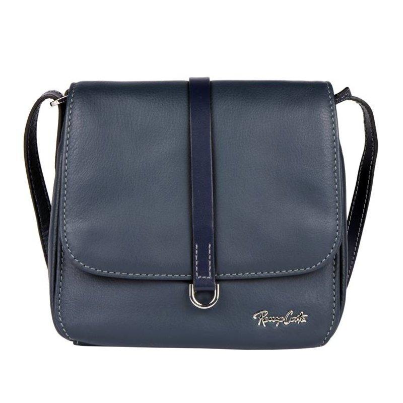 Renzo Costa ETR-15 584511 - shoulder bag - dark blue