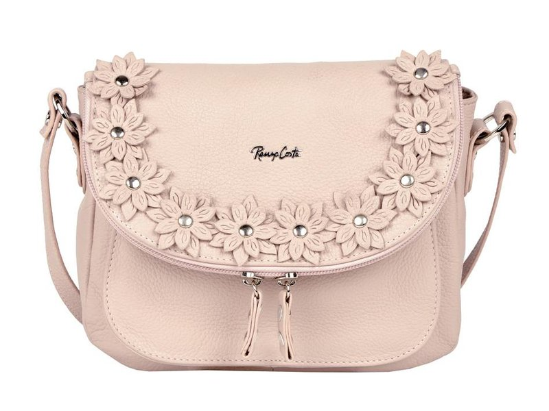 5b82e5aba029 Renzo Costa 1412A - shoulder bag - light pink (nude)