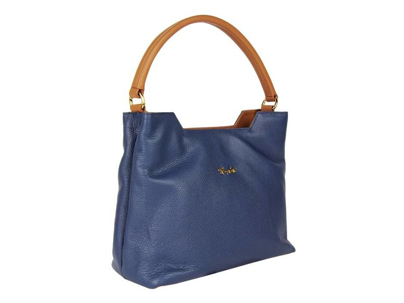 Renzo Costa RC 1806 - handbag - blue