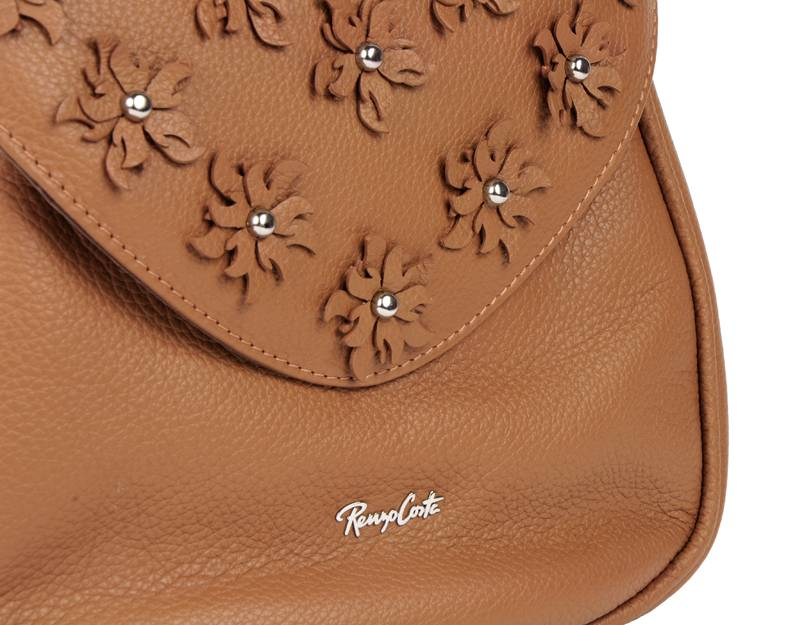 ... Renzo Costa MC 1802 - women s backpack - brown ... 4c98b9ccb67fa