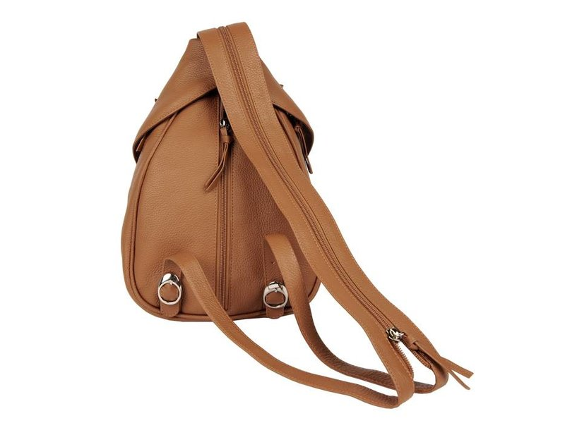 Renzo Costa MC 1802 - women's backpack - brown