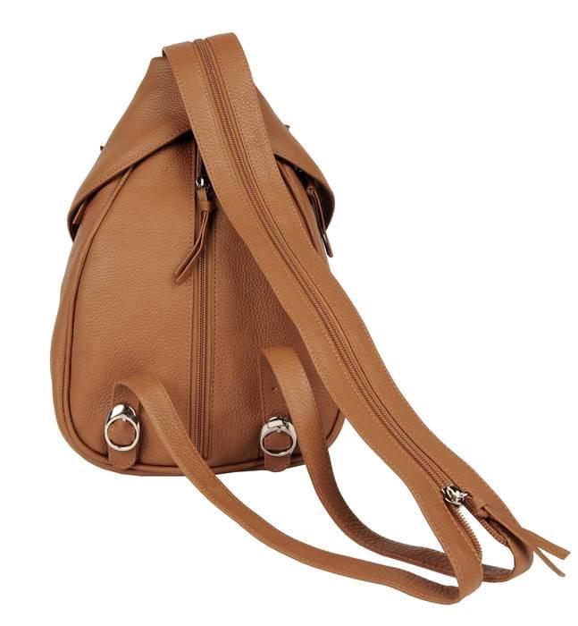 464401d179 ... Renzo Costa MC 1802 - women s backpack - brown ...