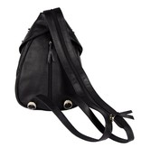 Renzo Costa MC 1802 - women's backpack - black