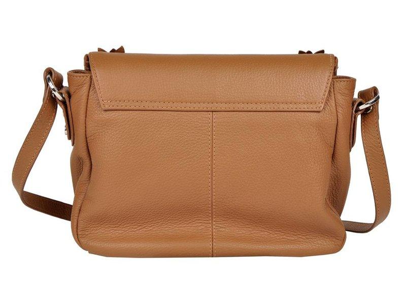Renzo Costa 1412A - shoulderbag - brown