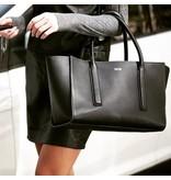 Peter Kent Roma - shoulder bag - black