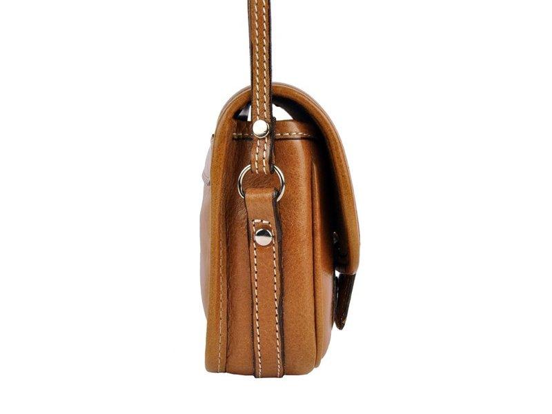 Los Robles Polo Time Mendoza - crossbody bag - light brandy