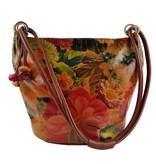 Damare Flor Martina - shoulder bag - floral print
