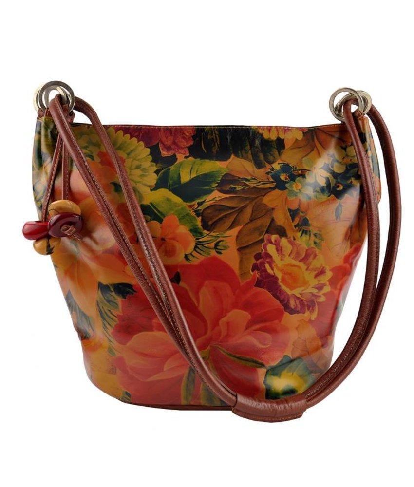 Damare Flor Martina - shoulder bag - floral print