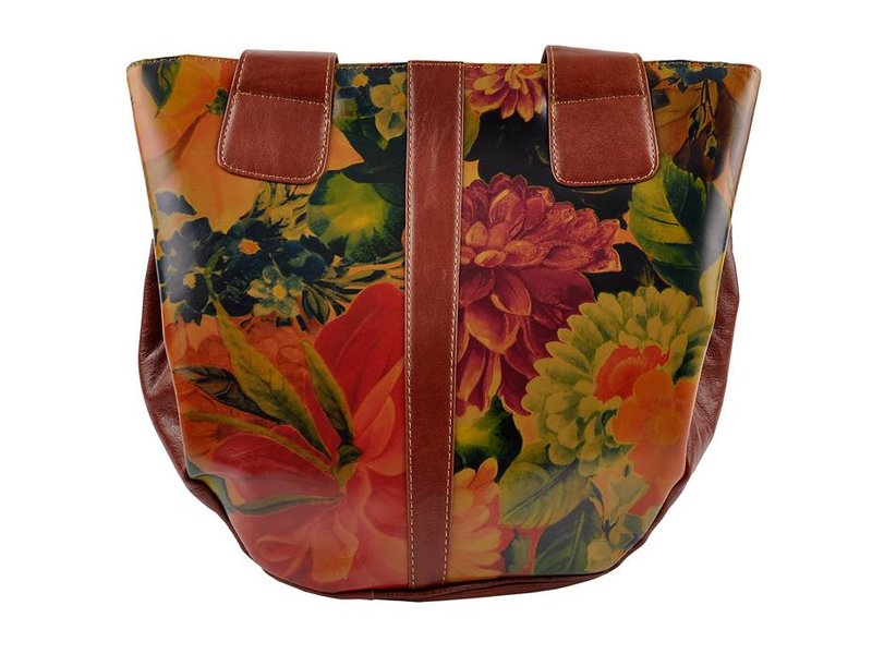 Damare Flor Carmen - shoulder bag - floral print