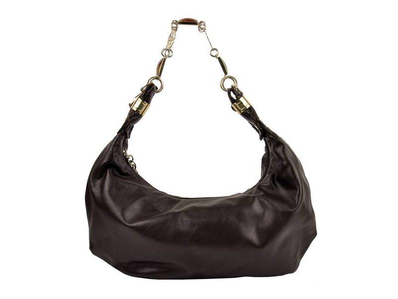 Gabriela Fiori Gabriela Fiori - shoulder bag - Gemas - dark brown