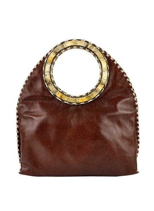Gabriela Fiori Gabriela Fiori - handbag - Aro - brown