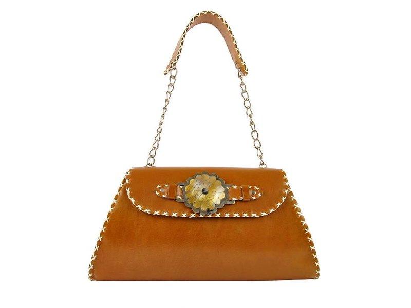 Gabriela Fiori Gabriela Fiori - shoulder bag - Gabrielle - brandy