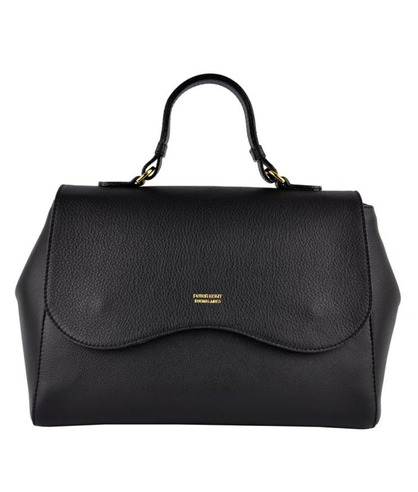 Peter Kent West Port - handbag - black