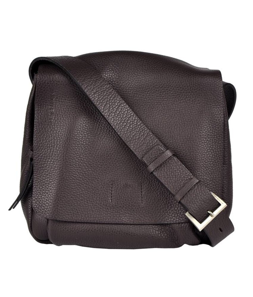 Peter Kent New York - crossbody bag - dark brown