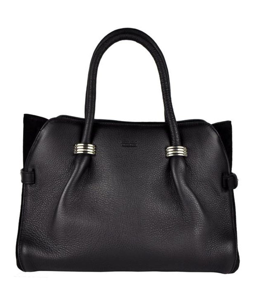 Peter Kent Istanbul - handbag - black