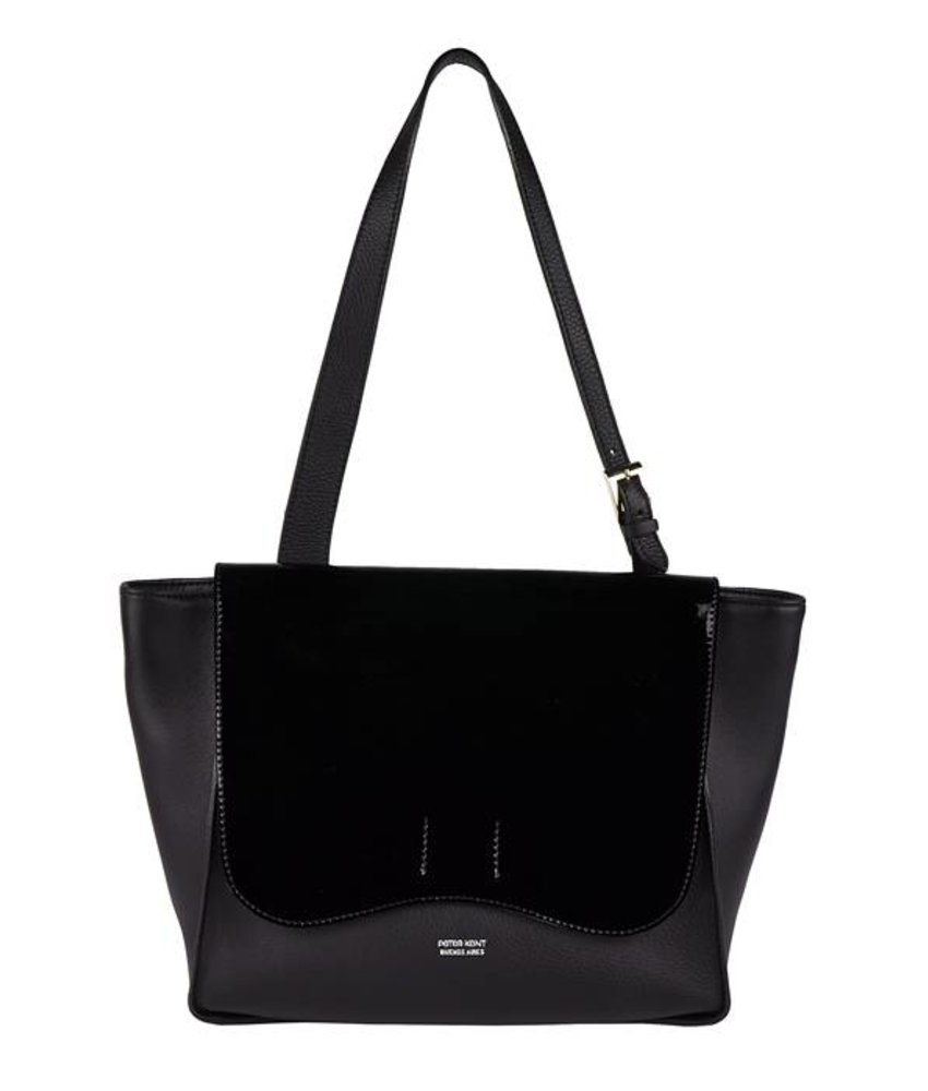 Peter Kent Shanghai - shoulder bag - black