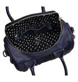 Peter Kent Lyon - handbag - dark blue