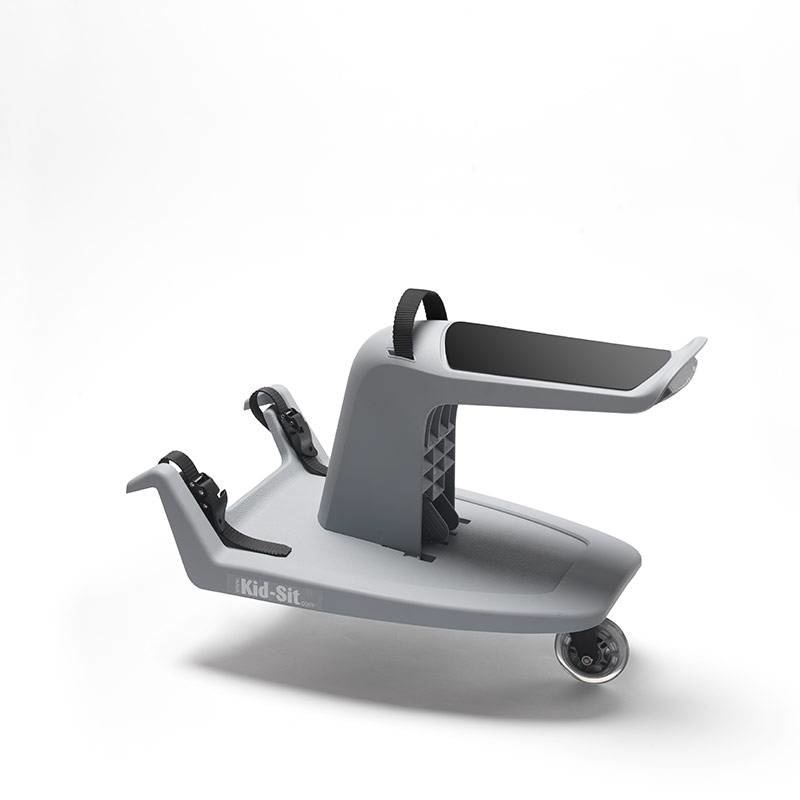 Kleine Dreumes by EVE-Kids Kid-Sit Stone Grey / Black
