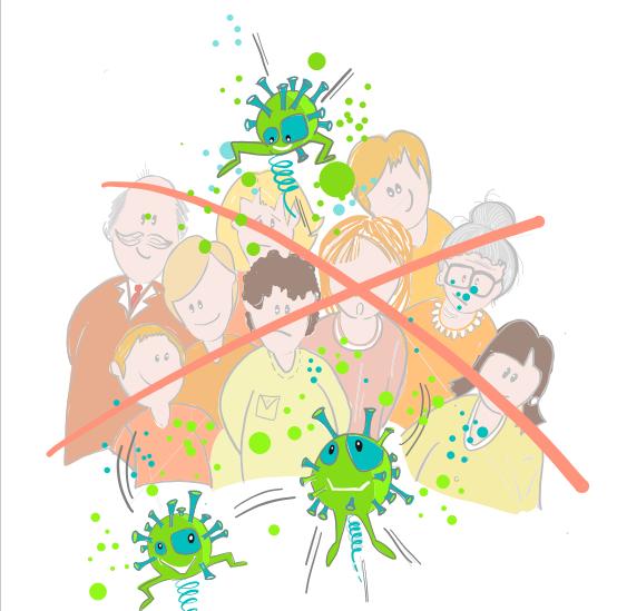Noor en het coronavirus