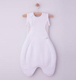 Purflo Swaddle to Sleep Bag White