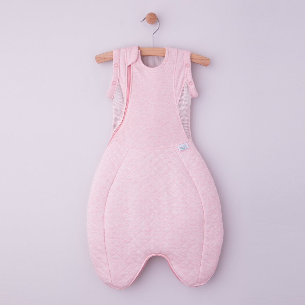 Purflo Swaddle to Sleep Bag Pink