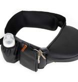 EVE kids Hipseat leather Black