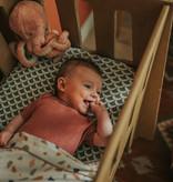 HAP HAP paper baby crib