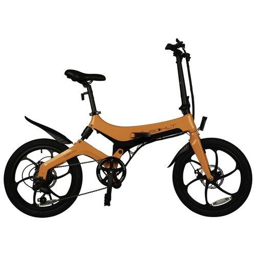 Bohlt elektrische vouwfiets X200 oranje