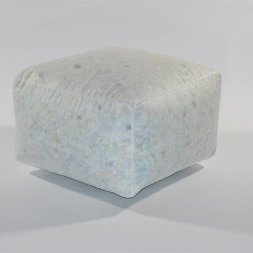Cubic Pouf Fillings