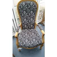 thumb-Fauteuil Roses-1