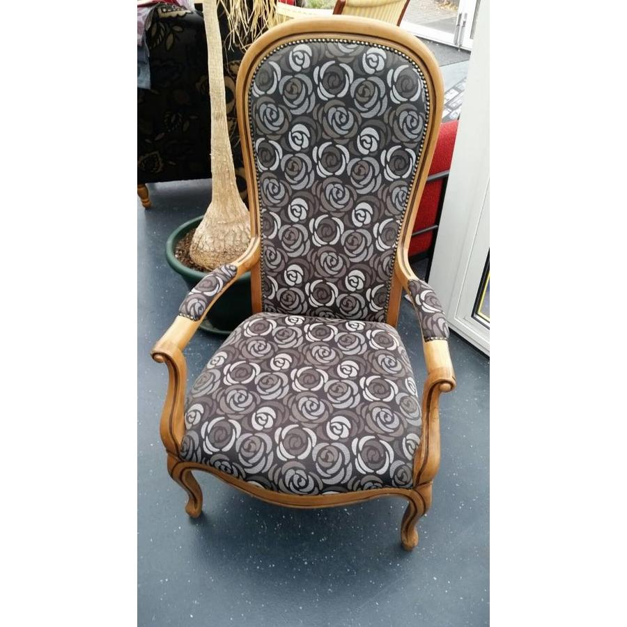 Fauteuil Roses-2