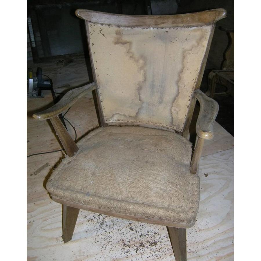 Jaren 50-60 fauteuil-1